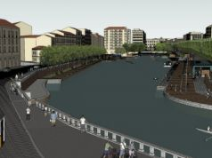 More roadworks around Piazza 24 May