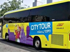 Milan launches sightseeing ride to Expo Milan 2015