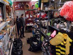 Lost & Found bargains at Malpensa