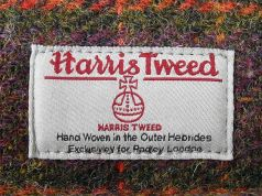 Milan welcomes Harris Tweed