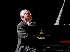 Pollini piano concert at Milan's La Scala