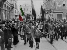 Milan celebrates 72nd anniversary of the liberation