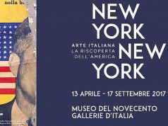 Milan exhibit by Italian artists in New York