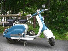 Milan Lambretta Club celebrates scooter's 70th birthday