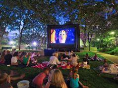Open-air movies return to Milan