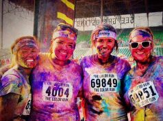 The Color Run arrives in Milan