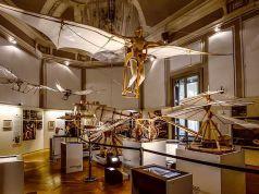 Halloween in Milan's Leonardo3 Science Museum