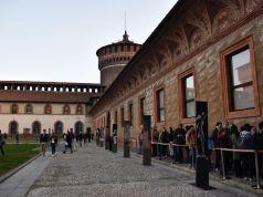 See Michelangelo's last work inside the Sforza Castle