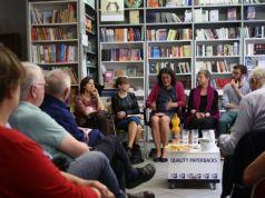 Milan's international bookshop celebrates 40th birthday
