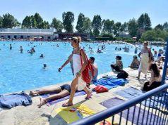 Milan's swimming pool season starts