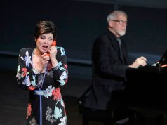 Anna Catarina Antonacci recital at La Scala