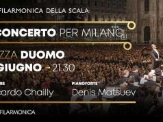 """Concert for Milan"" in Piazza del Duomo"