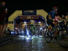 Bike Night ride from Milan to Lake Maggiore