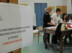 500 Milan families still to complete vaccination