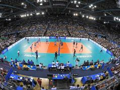 Milan hosts men's world volleyball championships