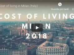 Cost of living in Milan