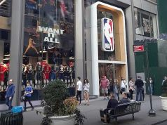 NBA store to open in Milan