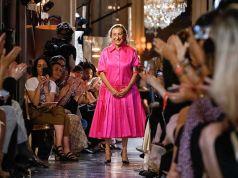 Milan's Miuccia Prada honoured by UK Fashion Council