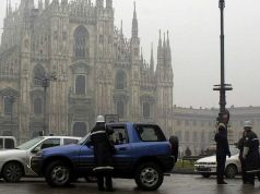 Pollution triggers traffic restrictions in Milan