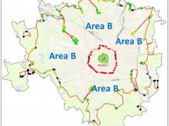 Milan prepares for Area B limited traffic zone