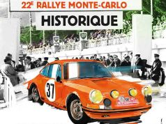 Monte-Carlo Historic Rally starts from Milan