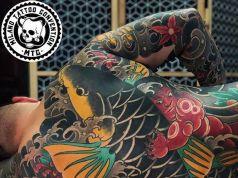 Milan hosts Tattoo Convention