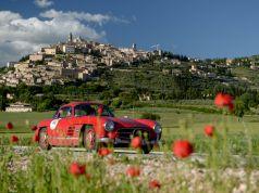 The Mille Miglia car race