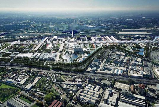 Milano Expo 2015 grounds to attract investment, jobs