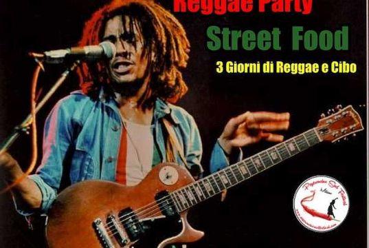 Reggae festival in Milan