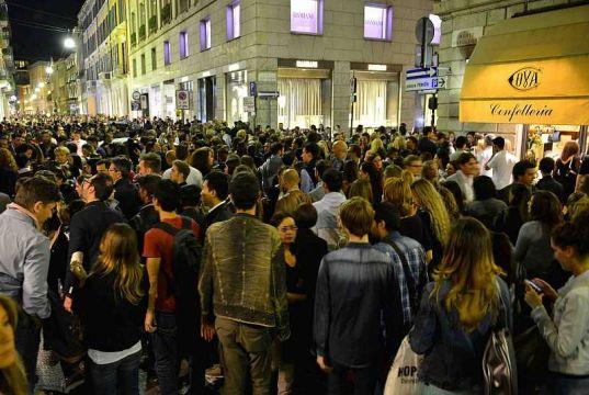 VFNO becomes Vogue for Milan