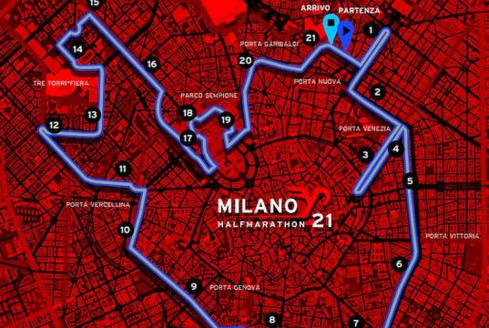 Milan athletes to run first half-marathon