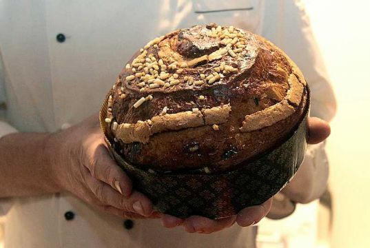"10th edition of ""Re Panettone"" in Milan"
