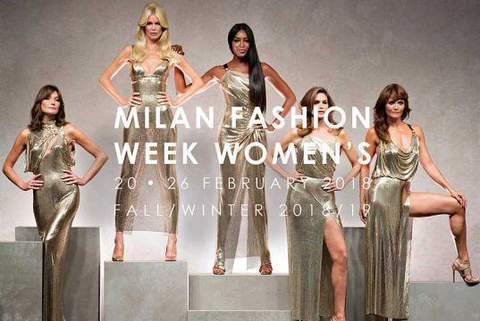 Milano Moda Donna opens 20 Feb