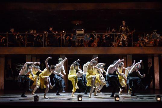 Orphee et Euridice at La Scala
