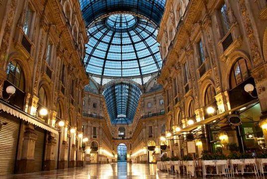100 places to visit in Milan