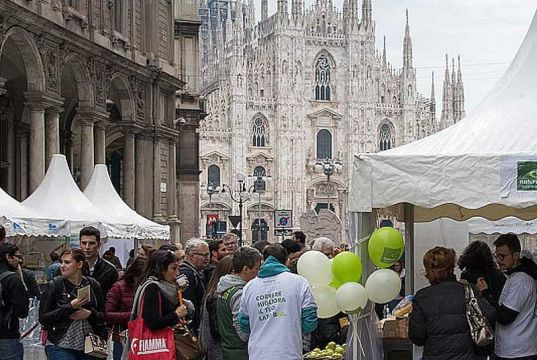 Milan becomes Food City for a week