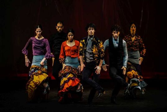 Milan hosts week-long flamenco festival