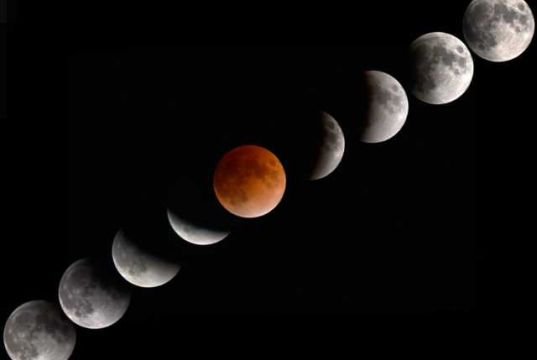 Record-breaking lunar eclipse visible in Milan
