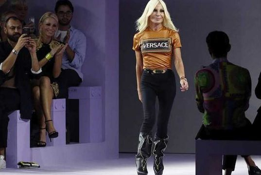 Versace taken over by US company Kors