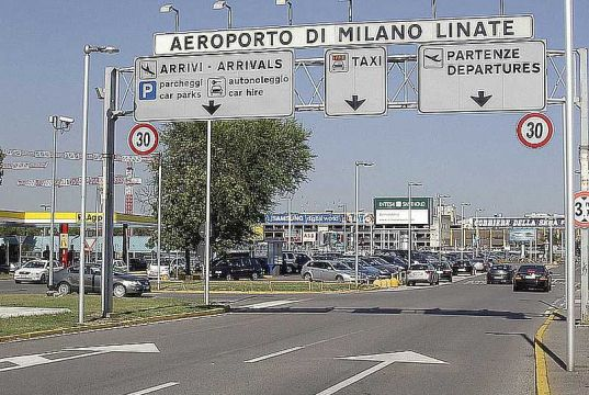 Milan's Linate airport to close for 3 months summer 2019