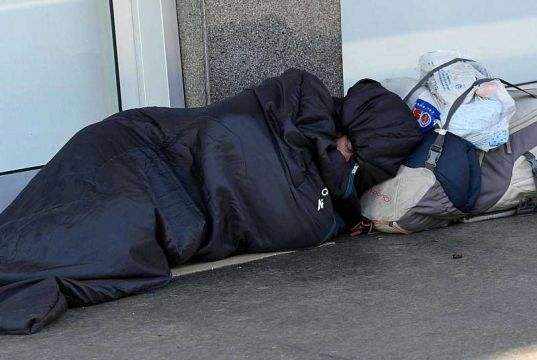 Milan moves to protect homeless as temperatures plummet