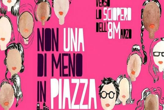 Milan women to protest on 8 March against violence and discrimination