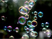 Flash Mob in Milan - Soap bubbles