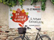 Fa' la cosa giusta! The fair of conscious consumption and sustainable lifestyles