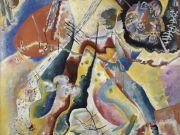 Kandinsky at the Royal Palace
