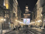 Milan, good quality of life but unsafe