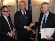 Alfano promises mafia-free Expo