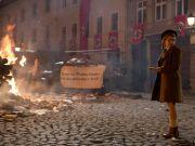 English language cinema in Milan: The book of thief