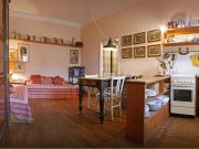 Bohemian-style 1br, cozy, in the heart of the Navigli quarter