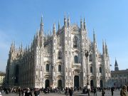 Huff Post recommends visiting Milan